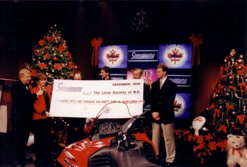 Timmy's Telethon December 1996